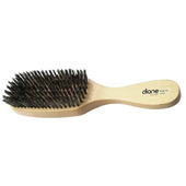 "Diane 9"" 7 Row Reinforced Extra Firm Boar Wave Brush"