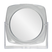 Diane 5X Stand Mirror-Clear