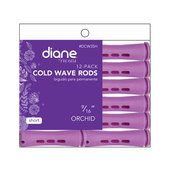 "Diane Cold Wave 9/16"" Rods - 12 Pack-Orchid"