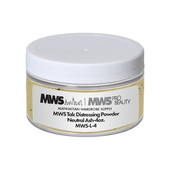 MWS Talc Powder-4oz