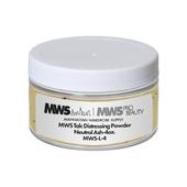 MWS Talc Powder-4oz