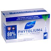 Phyto Paris Phytolium 4 Energizing Botanical Concentrate For Thinning Hair