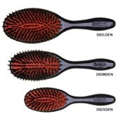 Denman Cushion 100% Natural Boar Bristle Grooming Brush