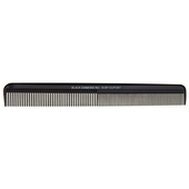 Starflite Black Diamond Long Military Comb 8 1/2""