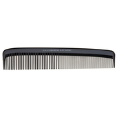 Starflite Black Diamond Master Waver Comb 9""