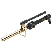 "Hot Tools Pro Marcel Grip 5/8"" Midi Gold Curling Iron"