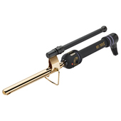 "Hot Tools Pro Marcel Grip 1/2"" Mini Gold Curling Iron"