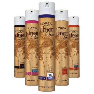 Loreal Elnett Satin Hairspray - 11oz