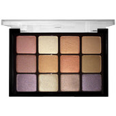 Viseart Palette 12 Paupieres Eyeshadow Palette 06 Paris Muse