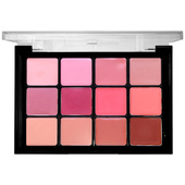 Viseart Palette 12 Lip Palette 02 Neutral