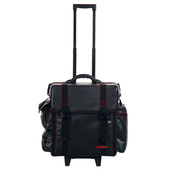 Tas Merah Makeup Soft Case Large w/ Trolley
