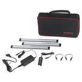 Tas Merah Makeup Station Lighting Kit
