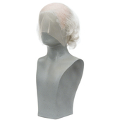 Atelier Bassi Gundul Silicone Bald Wig
