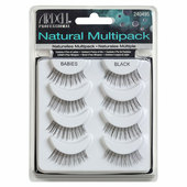 Ardell Natural Lashes Multipack Babies-Black
