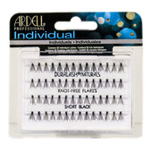 Ardell Natural Lashes Knot Free Individuals-Black