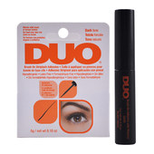Duo Brush-On Striplash Adhesive Dark Tone-.18oz