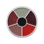 Kryolan 6 Color Burn Circle -1oz