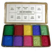 Reel Creations Color Palette-Hot Shimmer