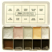 Reel Creations Color Palette-Marvin Westmore Hair & Brow FX