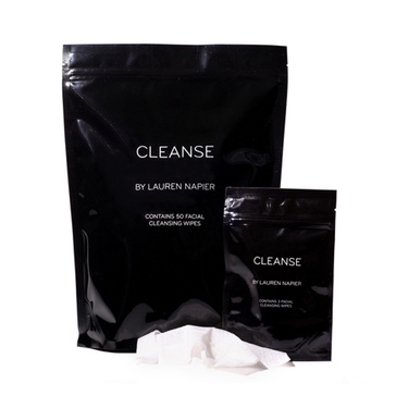Lauren Napier Cleanse-Facial Cleansing Wipes