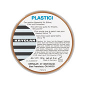 Kryolan Plastici Nose / Scar Wax-2 oz