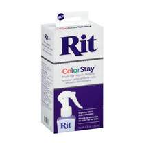 Rit Colorstay Dye Fixative-8 oz