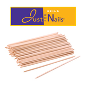 "Just For Nails - Manicure Birchwood Sticks 7"" -144 ct"