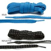 Lace Lab Flat Laces-1 Pair
