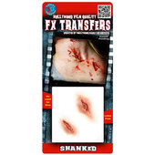 Tinsley Transfers - Shanked FX Transfer