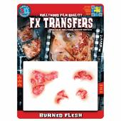 Tinsley Transfers - Burned Flesh FX Transfers