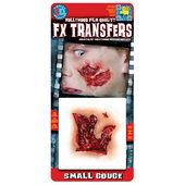 Tinsley Transfers - Small Gouge FX Transfers