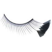 Monda Studio Black w/Feather Tip Lashes