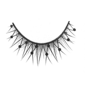 Monda Studio Criss Cross w/Black Crystals Lashes