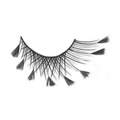 Monda Studio Criss Cross w/Feather Tip Lashes