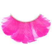 Monda Studio Pink Feather Lashes