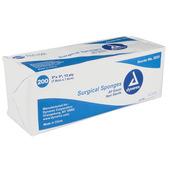 Surgical Non Sterile 3 x 3  Non Woven 12 ply Gauze Sponges-200 ct