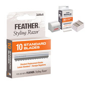 Feather Styling Razor-Standard Blades
