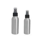 Aluminum Fine Mist Spray Bottle