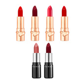 Julie Hewett Noir Collection Lipstick - 6 Shades
