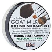 London Brush Company Goat Milk Naturally Clean Solid Brush Shampoo