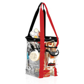 Tas Merah Carry Tool Bag-Clear