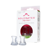 Solemates High Heeler-1 Pair Clear