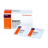 Smith & Nephew Remove Adhesive Remover Wipes - Box of 50