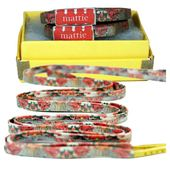 Mateo Designer Laces - Leather-Givanchy 1 Print