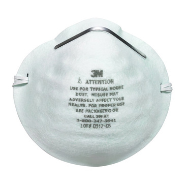 8661PC1 - 3M Home Dust Mask