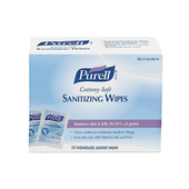 Purell Clean Wipes - 18 ct