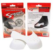 Sneaker Shields w/ Cutout - White