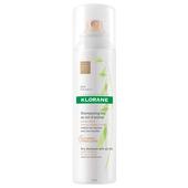 Klorane Dry Shampoo with Oat Milk - For Dark Shades