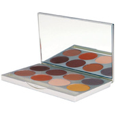 Graftobian 8 Shade HD Brow Powder Palette