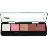 Graftobian 5 Shade Lip Color Palette - Lip Gloss